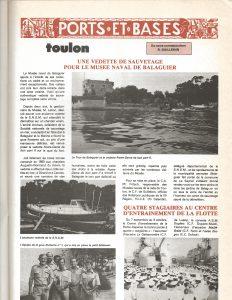 col bleu 3 10 1981